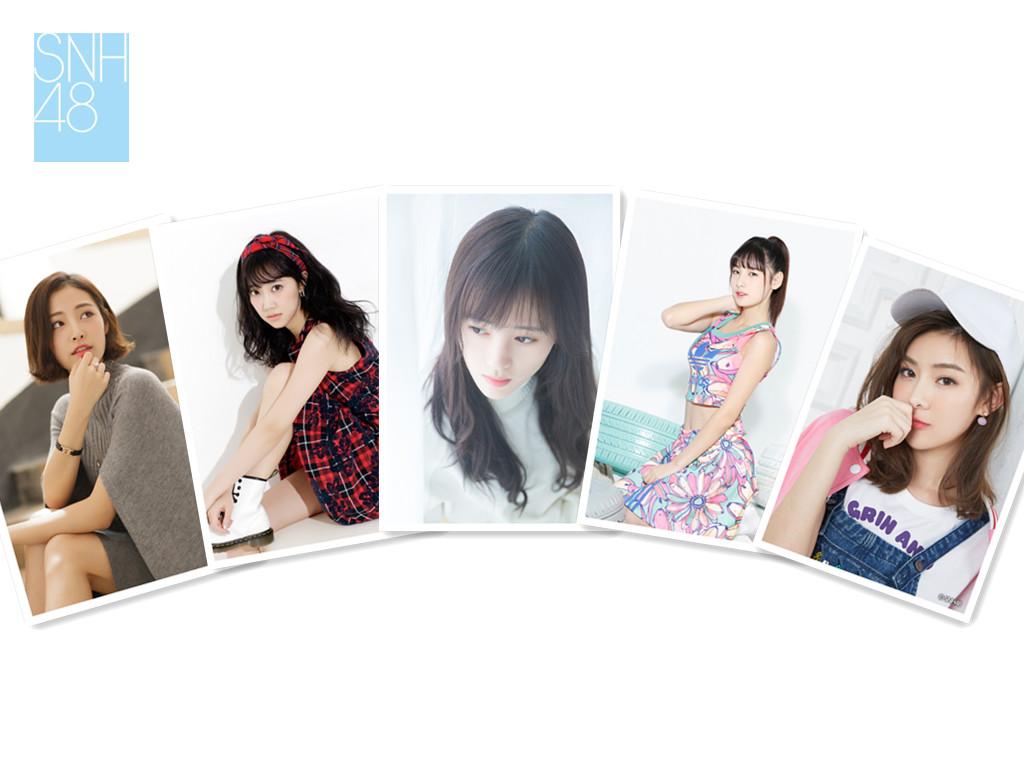 SNH48时尚生写潮流包1月7日11点现货发售