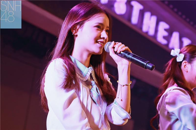 SNH48陈问言生日主题公演回顾:追随星光共赴未来